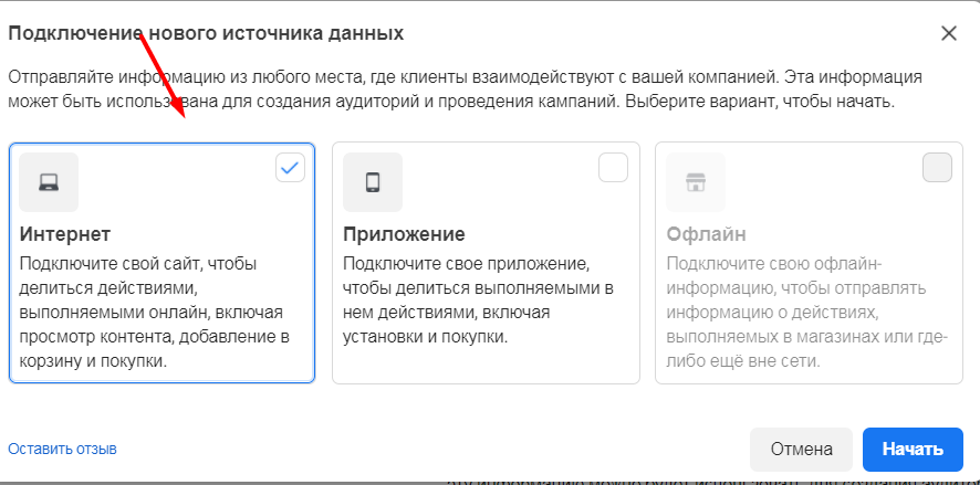 Пиксель Фейсбук