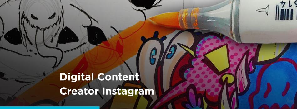 Контент-креатор Instagram