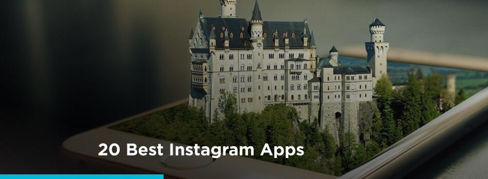 20 best Instagram apps