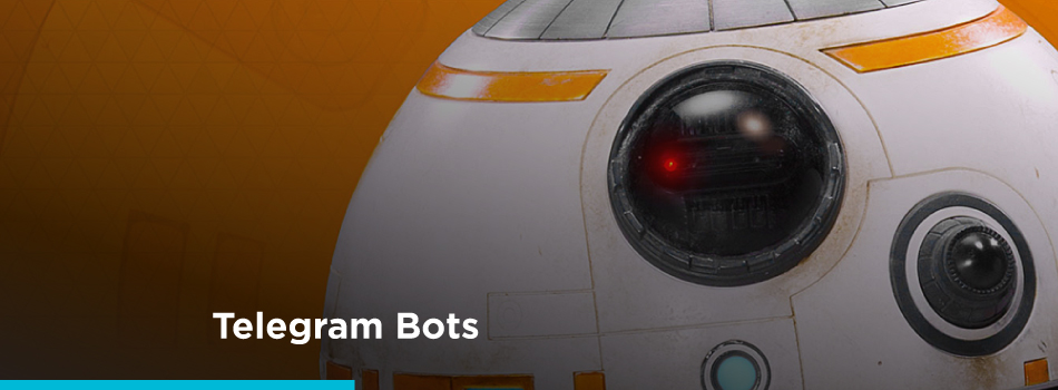 Telegram bots баннер