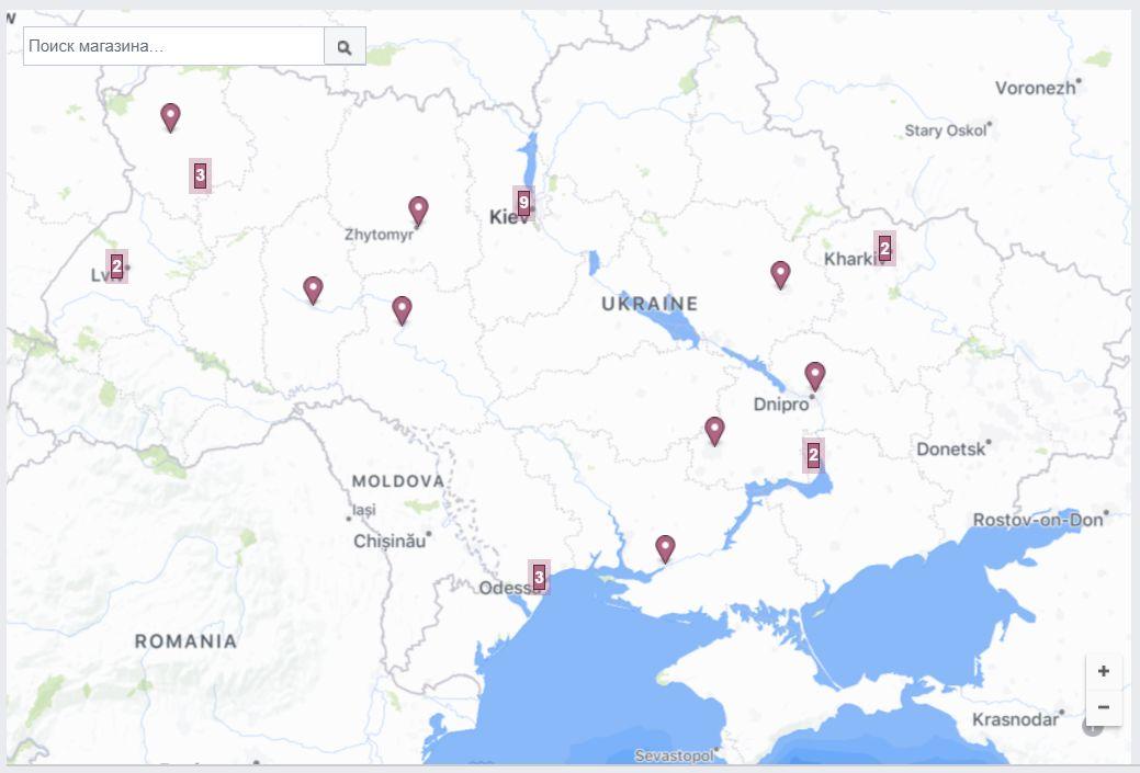 Профиль Фейсбук Карта