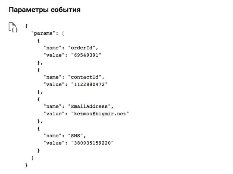 Емейл код передачи