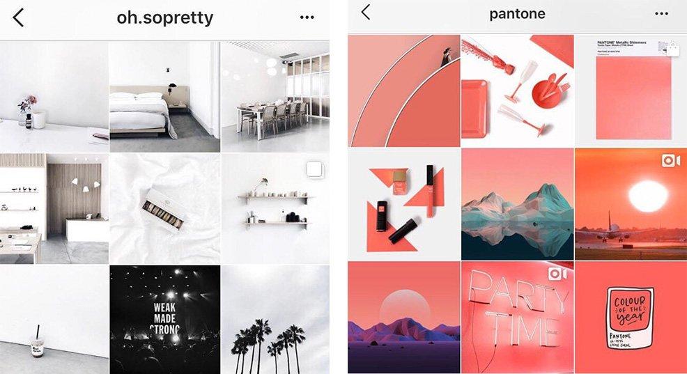 Дизайн постов в инстаграм