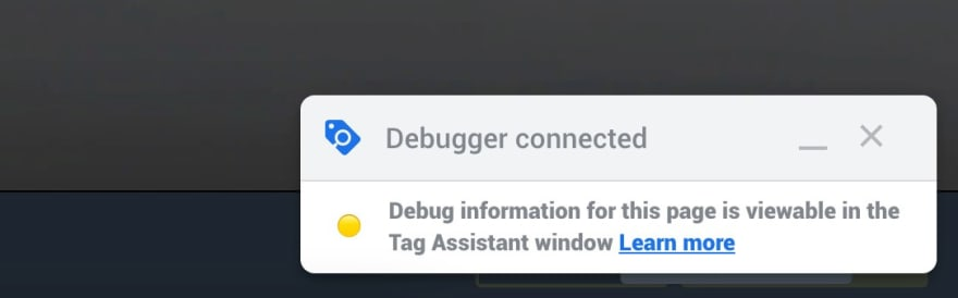 Shopify debugger