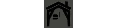 Logo curtains